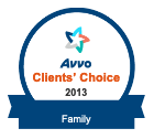avvo clients choice 2013 family lawyers